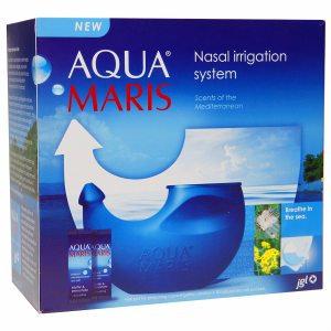 Aqua Maris Nasal Irrigation System, 30 ea