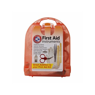 Be Smart Get Prepared First Aid Industruments