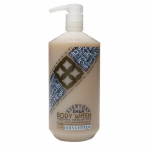Alaffia Everyday Shea Body Wash - Unscented - 32 Fluid Ounces Liquid - Hand & Body Washes