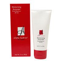 Alpha Hydrox Moisturizing Sunscreen SPF 30