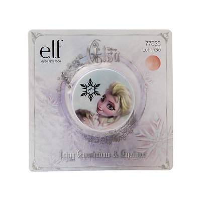 e.l.f. Disney Elsa Icing Eye Shadow & Eyeliner, Let it Go