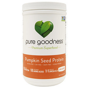 Pure Goodness Pumpkin Seed Protein, Unflavored, 16 oz