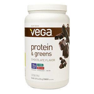 Vega Protein & Greens Chocolate 28.7 oz