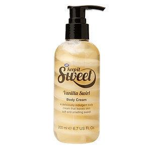 Boots Keep it Sweet Body Cream Vanilla Swirl