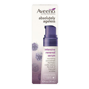 Aveeno Active Naturals Absolutely Ageless Intensive Renewal, Blackberry, 1 oz