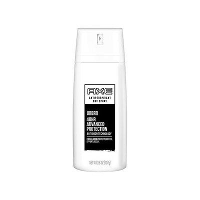 Unilever AXE Urban Dry Spray Antiperspirant Deodorant 3.8 oz