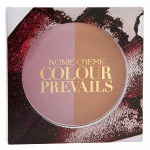 Nonie Creme Colour Prevails Bashful Biscuit Blush / Bronzer Duo