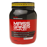 GNC Pro Performance Mass Gainer Complex, Strawberry & Cream, 38.72 oz
