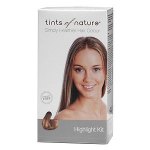 Tints of Nature Conditioning Permanent Highlights for Blonde Results Naturally, 1 kit
