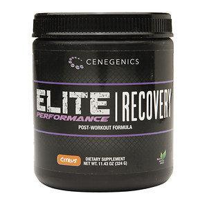 Cenegenics - Elite Performance Recovery Citrus - 11.43 oz.