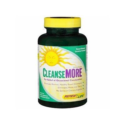 ReNew Life CleanseMore Dietary Supplement Vegetarian Capsules