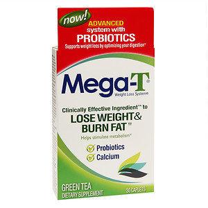 Mega-T Green Tea Weight Loss System, 30 ea