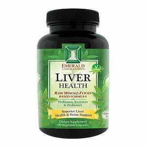 Emerald Labs Liver Health, 90 Capsules, Ultra Laboratories