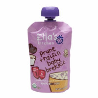 Ella's Kitchen Raisin & Prune Baby Brekkie - 7 pk