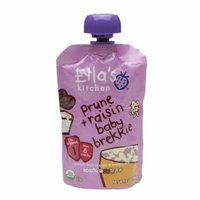Ella's Kitchen Raisin & Prune Baby Brekkie - 7 pk