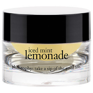 philosophy Iced Mint Lemonade Lip Polishing Sugar Scrub 0.35 oz