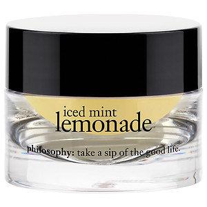 philosophy Iced Mint Lemonade Lip Polishing Sugar Scrub 0.35 oz