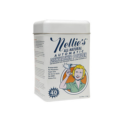 Nellie's NAD-E All Natural Automatic Dishwasher Powder