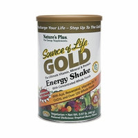Nature's Plus Source of Life Gold Energy Shake, .97 lb