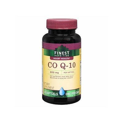 Finest Nutrition COQ10 300mg Softgels