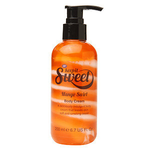 Boots Keep it Sweet Body Cream Mango Swirl