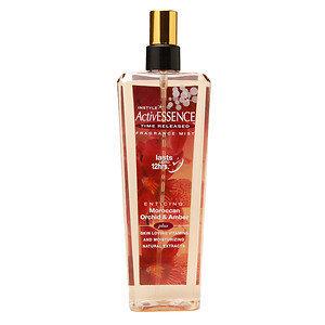 Instyle Fragrances ActiveEssence Time Released Fragrance Mist, Orchid & Amber, 8 oz