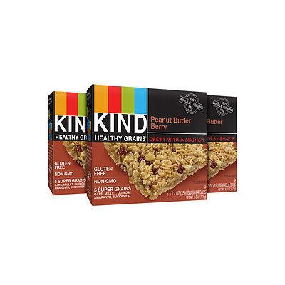 KIND® Healthy Grains Granola Bars, Peanut Butter Berry,