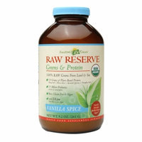 Amazing Grass Raw Reserve Greens & Protein Powder Vanilla Spice