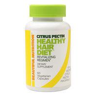 Beautiful Nutrition - Citrus Pectin Healthy Hair Diet Revitalizing Regimen - 60 Vegetarian Capsules