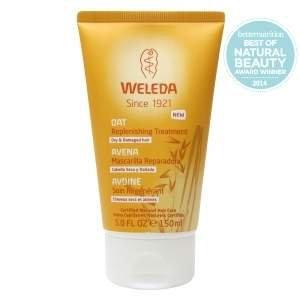 Weleda - Oat Replenishing Treatment For Dry & Damaged Hair - 5 oz.