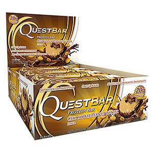 Quest Nutrition Quest Protein Bar Chocolate Peanut Butter