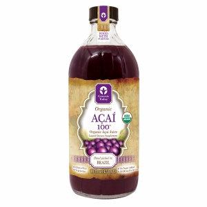Genesis Today Organic Acai 100, 16 fl oz