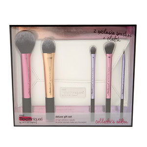 Real Techniques by Sam & Nic Chapman Collector's Edition Deluxe Gift Set, 1 ea
