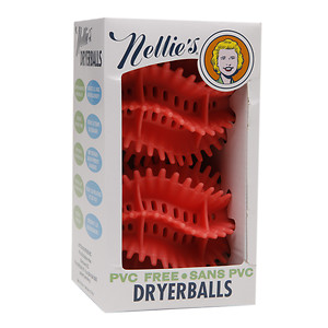 Nellie's - All-Natural Quick Change Dryerballs - 2 Balls