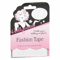 Hollywood Fashion Tape, 18 ea