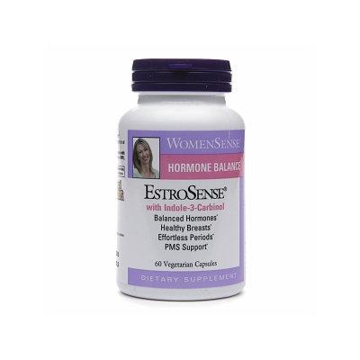 EstroSense Estrogen Balance, 60 Vegetarian Capsules, Natural Factors