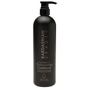Kardashian Beauty Black Seed Oil Rejuvenating Conditioner, 25 oz