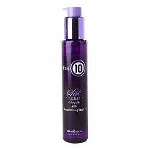 It's a 10 Silk Express  Miracle Smoothing Balm
