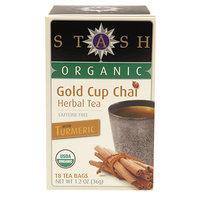 Stash Tea TEA, OG2, GOLD CUP CHAI, (Pack of 6)