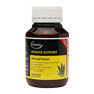 Comvita High Strength Olive Leaf Extract One-a-Day, Softgels, 60 ea