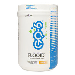 Gq6 GQ-6 - Flooid 321 Hydration Base Orange - 960 Grams