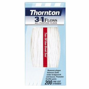 Thornton 3-in-1 All Purpose Floss