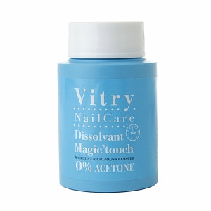 Vitry NailCare Magic'Touch Nail Polish Remover