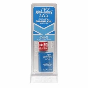 King Of Shaves - Shaving King of Shaves AlphaOil Shaving Oil Sensitive Skin 15ml