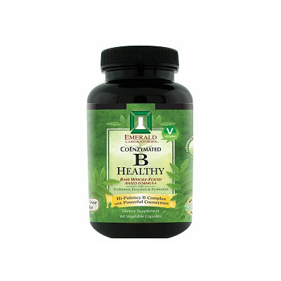 Emerald Labs B Healthy, 60 Capsules, Ultra Laboratories