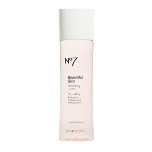 Boots No7 Beautiful Skin Refreshing Toner, Normal/Dry