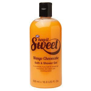 Boots Keep it Sweet Bath & Shower Gel Mango Cheesecake