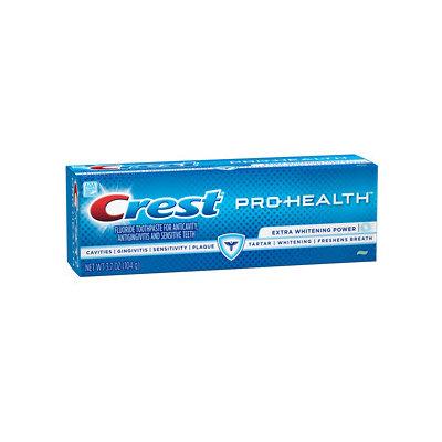 Crest Pro Health Crest Pro-Health Extra Whitening Power Toothpaste, 3.7 oz