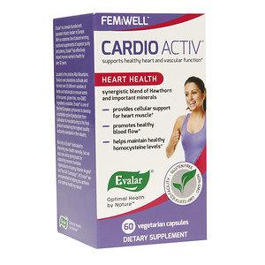 Cardio Activ Evalar 60 Tabs