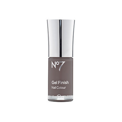 Boots No7 Gel Finish, Grey Mist, .33 oz